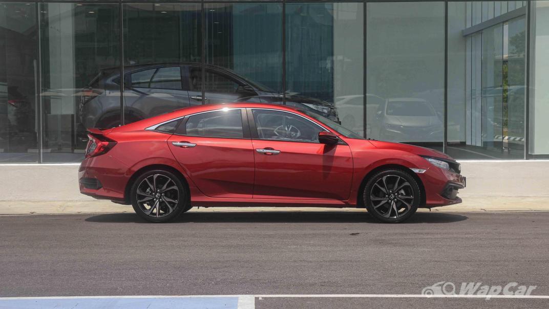 2020 Honda Civic 1.5 TC Premium Exterior 069