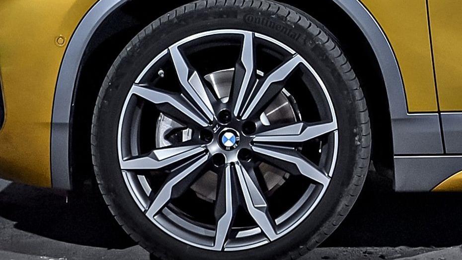 BMW X2 (2019) Exterior 008