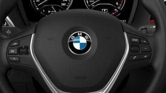 BMW 1 Series (2019) Interior 002