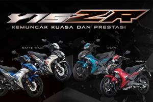 Yamaha Y15ZR 2020 Y Suku terima 4 seragam warna baru dengan harga kekal RM 8,168