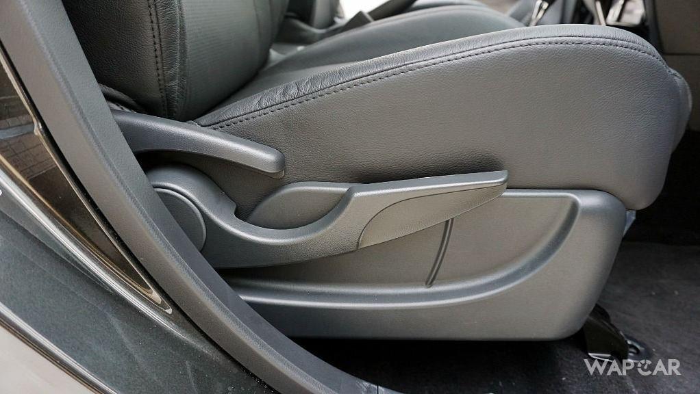 Perodua Aruz (2019) Interior 022