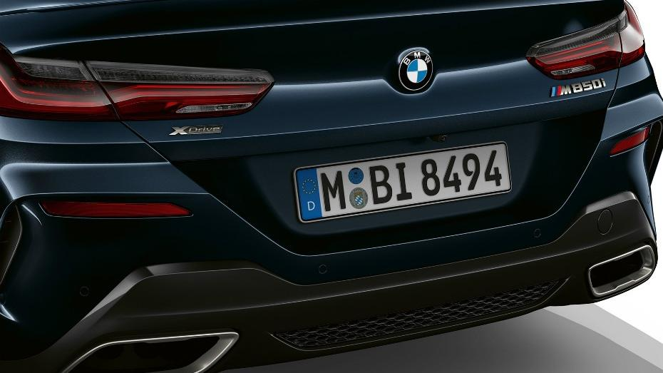 BMW 8 Series (2019) Exterior 016