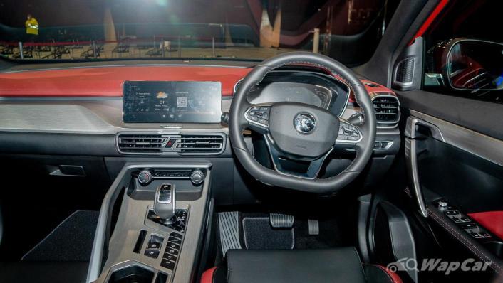 2020 Proton X50 1.5T  Flagship Interior 003