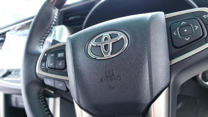 2018 Toyota Innova 2.0G (A) Interior 006