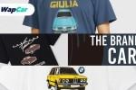 Anda peminat BMW, Alfa Romeo atau VW? Uniqlo lancar T-shirt untuk kereta kegemaran anda!