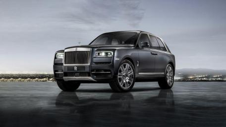 2018 Rolls-Royce Cullinan Cullinan Price, Specs, Reviews, Gallery In Malaysia | WapCar