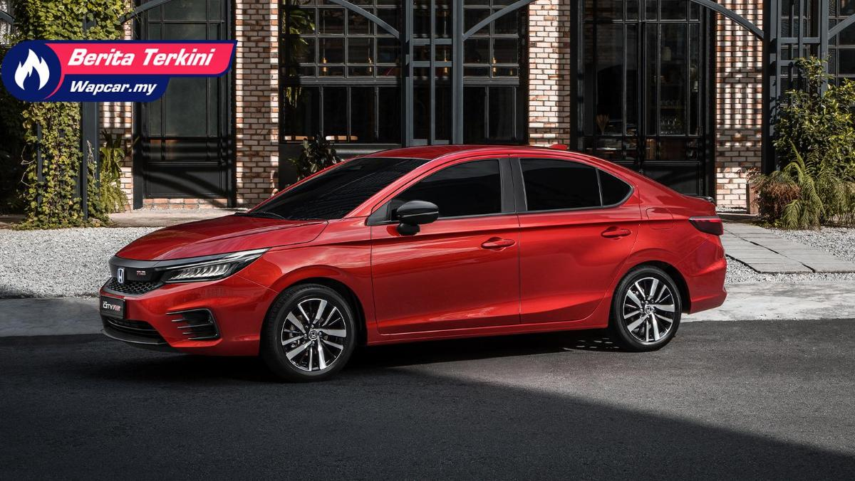 Honda Malaysia teruja melancarkan Honda City 2020 serba baharu dengan varian RS i-MMD! 01