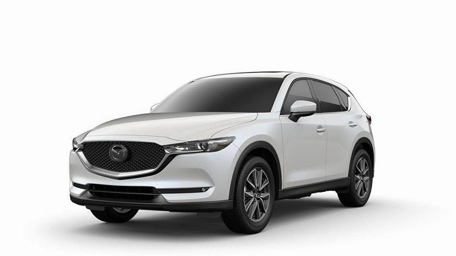 Mazda CX-5 (2018) Others 002