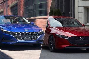 Hyundai Elantra vs Mazda 3 sedan - Hyundai kini lebih premium berbanding Mazda?