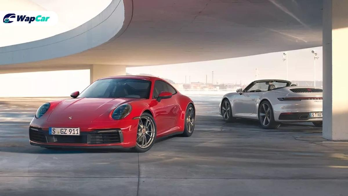 Porsche 911 Carrera S is up to RM 47k cheaper without sales tax, but still costs over RM 1 mil 01