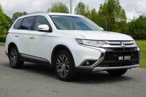 Review: Mitsubishi Outlander 2.0 4WD; Long in the tooth but still worthy of attention