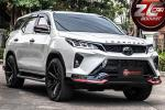 Scare off lane-hoggers with this aggressive bodykit for your 2021 Toyota Fortuner!
