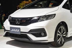 Gambar langsung: Honda Jazz RS 2020 ditayang di Pameran Motor Antarabangsa Bangkok