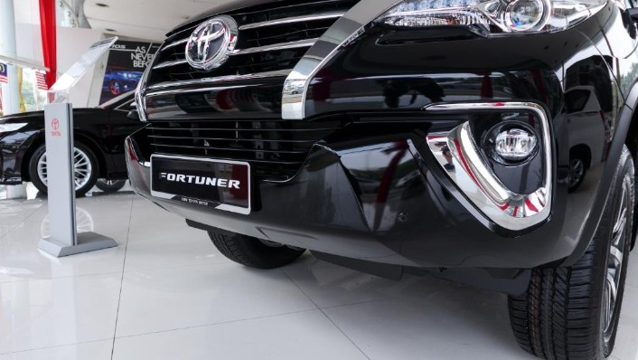 2018 Toyota Fortuner 2.7 SRZ AT 4x4 Exterior 007