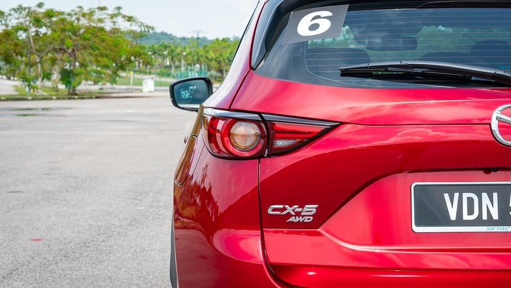 2019 Mazda CX-5 2.5L TURBO Exterior 021