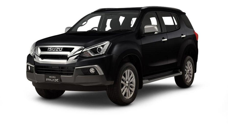 Isuzu MU-X (2018) Others 004