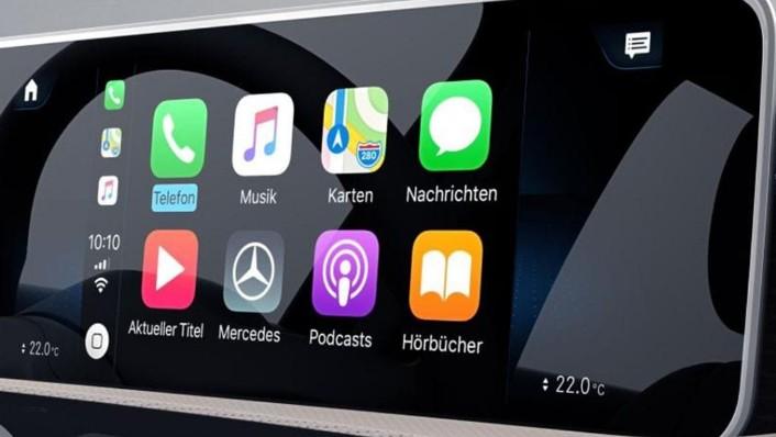 2019 Mercedes-Benz A200 Sedan Progressive Line Interior 004