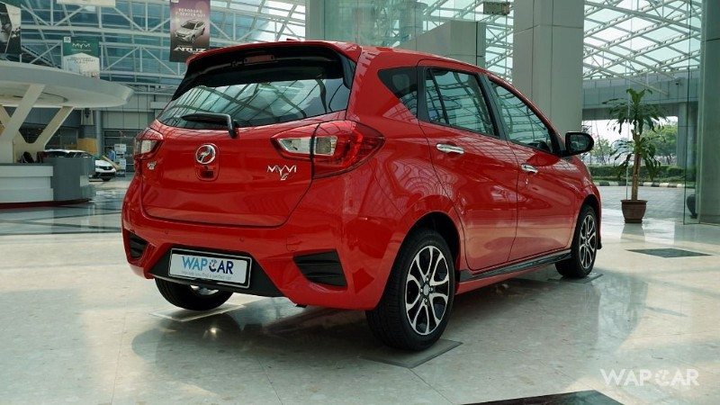 Video: 2019 Perodua Myvi Advance 1.5L review, see why it's the best car ever 02