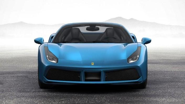 Ferrari 488 (2015) Exterior 004