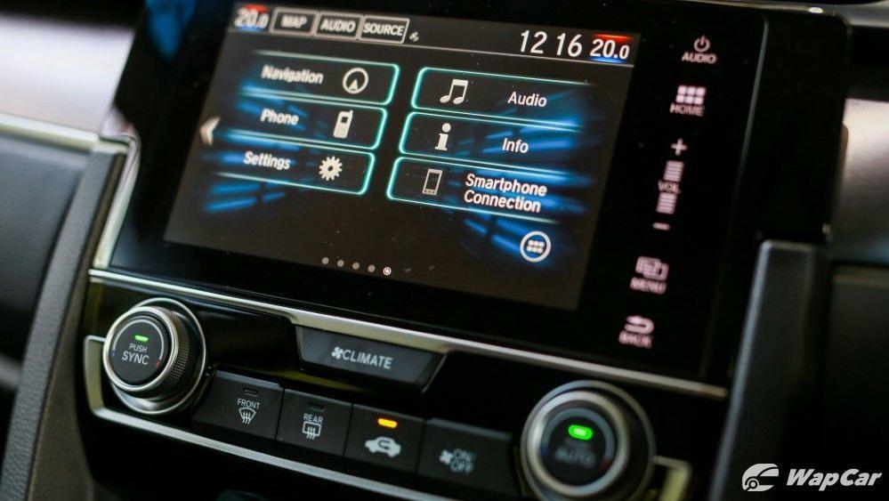 2018 Honda Civic 1.5TC Premium Interior 011