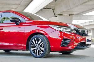 2020 Honda City serba baru pandangan awal dari media Thailand. Wajar pertimbang varian selain RS?