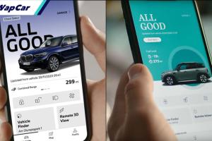 My BMW App dan MINI App baharu ganti aplikasi BMW/Mini Connected