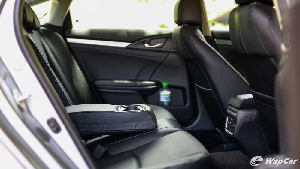2018 Honda Civic 1.5TC Premium Interior 072