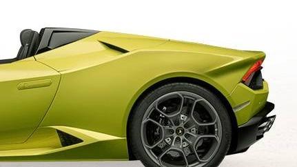 Lamborghini Huracán (2017) Exterior 005