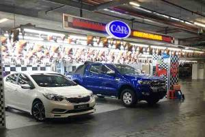 Starting from 4 February 2021, car wash allowed to operate
