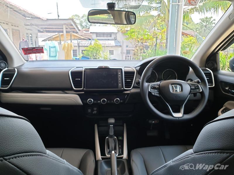Owner Review: Powerful DOHC engine, good fuel economy - My 2020 Honda City 1.5V 02