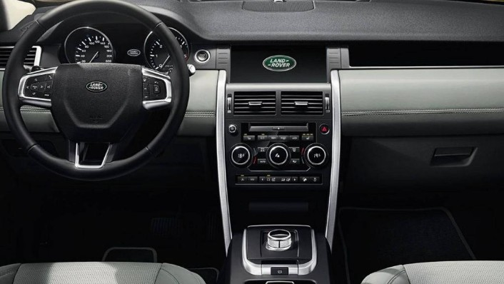 Land Rover Discovery Sport (2017) Interior 002
