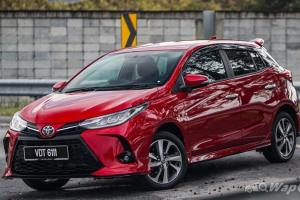 Toyota Yaris dan Toyota Vios dominasi pasaran segmen B bantu penjualan Toyota bulan Oktober!