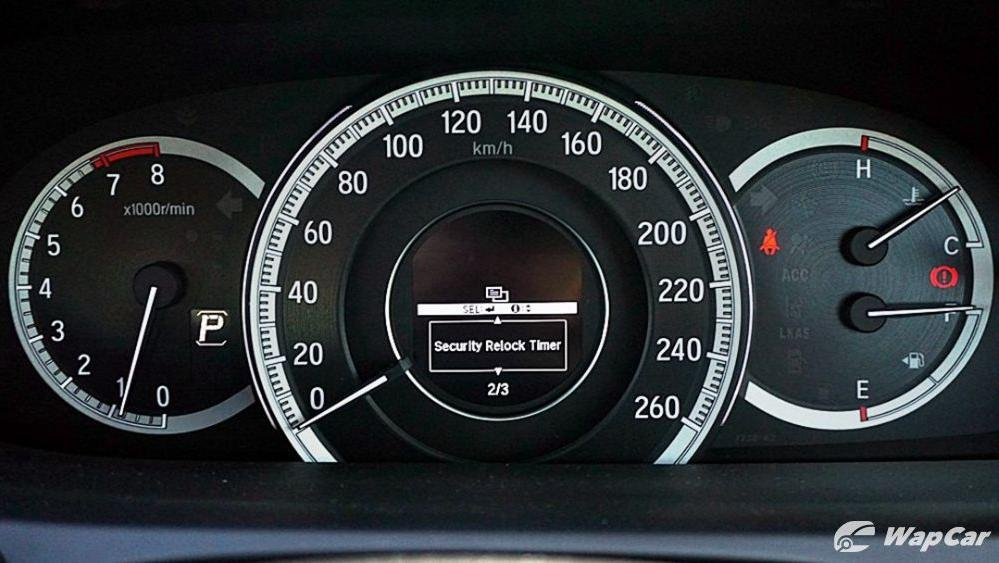 2018 Honda Accord 2.4 VTi-L Advance Interior 026