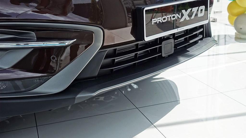 2018 Proton X70 1.8 TGDI Premium 2WD Exterior 013