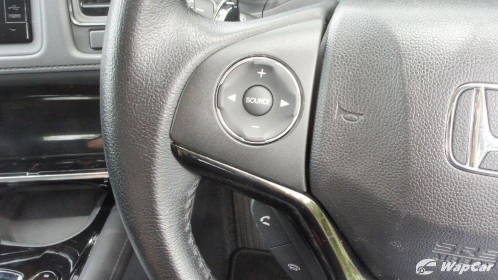 2019 Honda HR-V 1.5 Hybrid Interior 092
