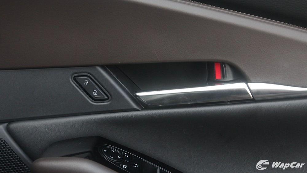 2020 Mazda CX-30 SKYACTIV-G 2.0 Interior 030