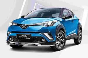 What's so great about the RM 150k 2019 Toyota C-HR?
