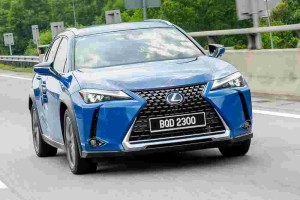 Review: 2020 Lexus UX 200 2.0L CVT, compact SUV with BMW handling, Lexus refinement