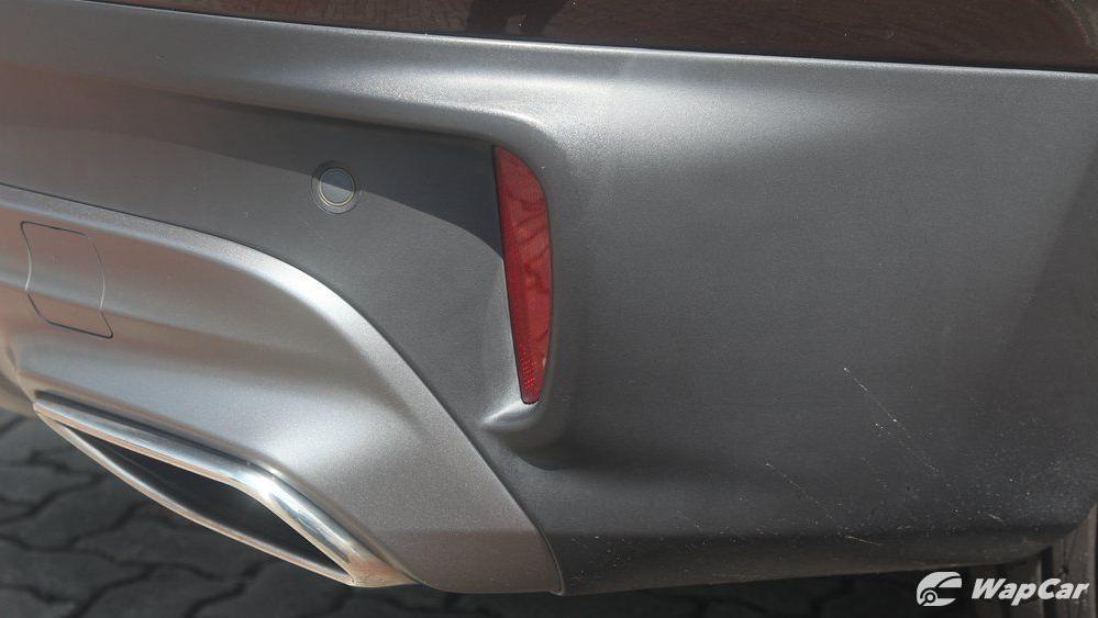 2018 Proton X70 1.8 TGDI Premium 2WD Exterior 066