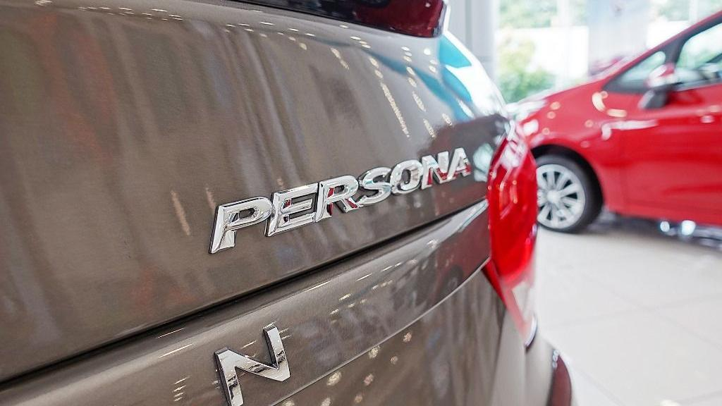 2019 Proton Persona 1.6 Standard CVT Exterior 035