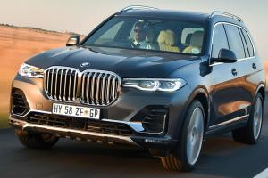 CKD 2021 BMW X7 due for Thailand, Malaysia to follow soon?