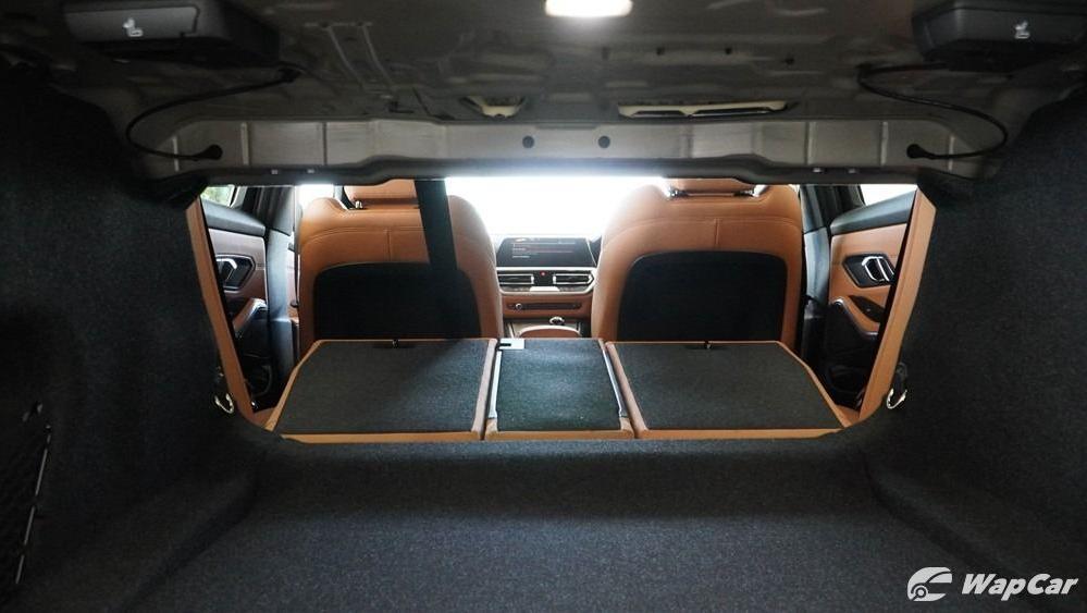 2019 BMW 3 Series 330i M Sport Interior 095