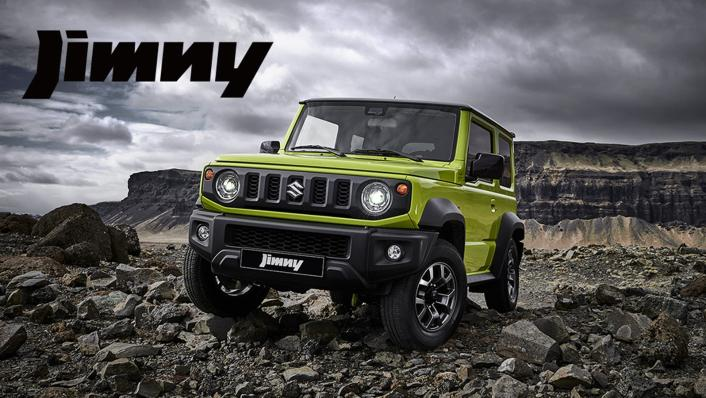 2021 Suzuki Jimny Exterior 006