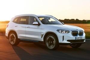 2020 BMW iX3 debuts: 286 PS, 400 Nm, 460 km range
