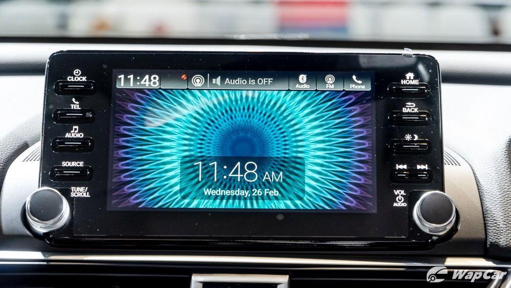 2020 Honda Accord 1.5TC Premium Interior 135
