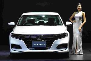 A closer look at the upcoming all-new 10th generation Honda Accord