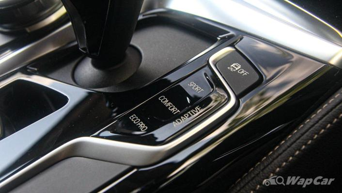 2019 BMW 5 Series 520i Luxury Interior 006