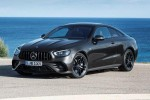 2020 Mercedes-Benz E-Class Coupe facelift, the thinking man's Bentley Continental GT?