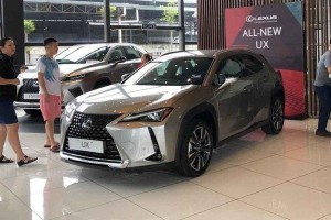 Enjoy up to RM 47k savings when you buy a brand-new Lexus!