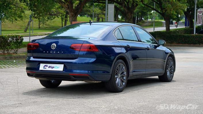 2020 Volkswagen Passat 2.0TSI Elegance Exterior 007